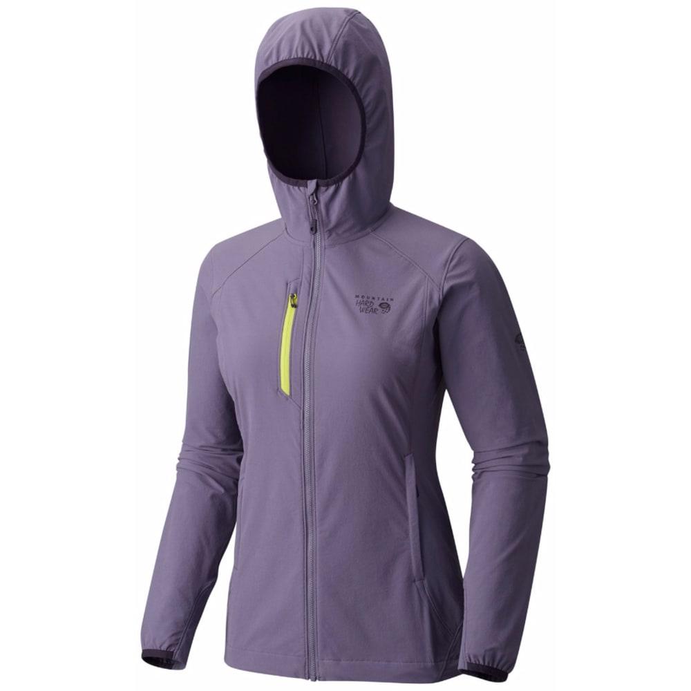 MOUNTAIN HARDWEAR Women's Super Chockstone Hooded Jacket - 598-MINKY