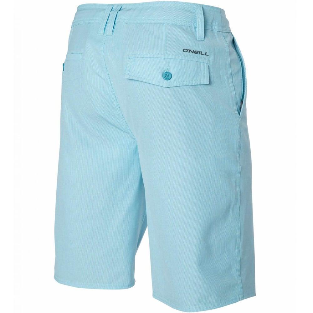 O'NEILL Guys' Pinski Hybrid Shorts - TURQUOISE