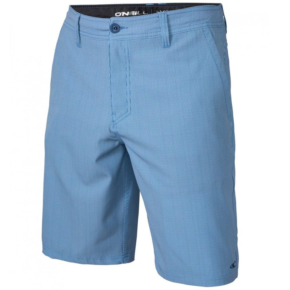 O'NEILL Guys' Pinski Hybrid Shorts - BLU-BLUE