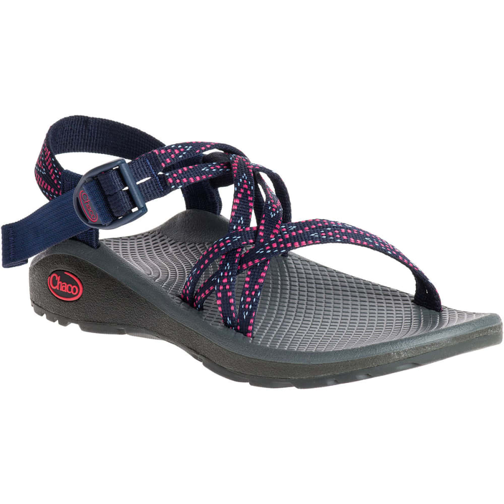 CHACO Women's Z/Cloud X Sandals, Action Blue - ACTION BLUE