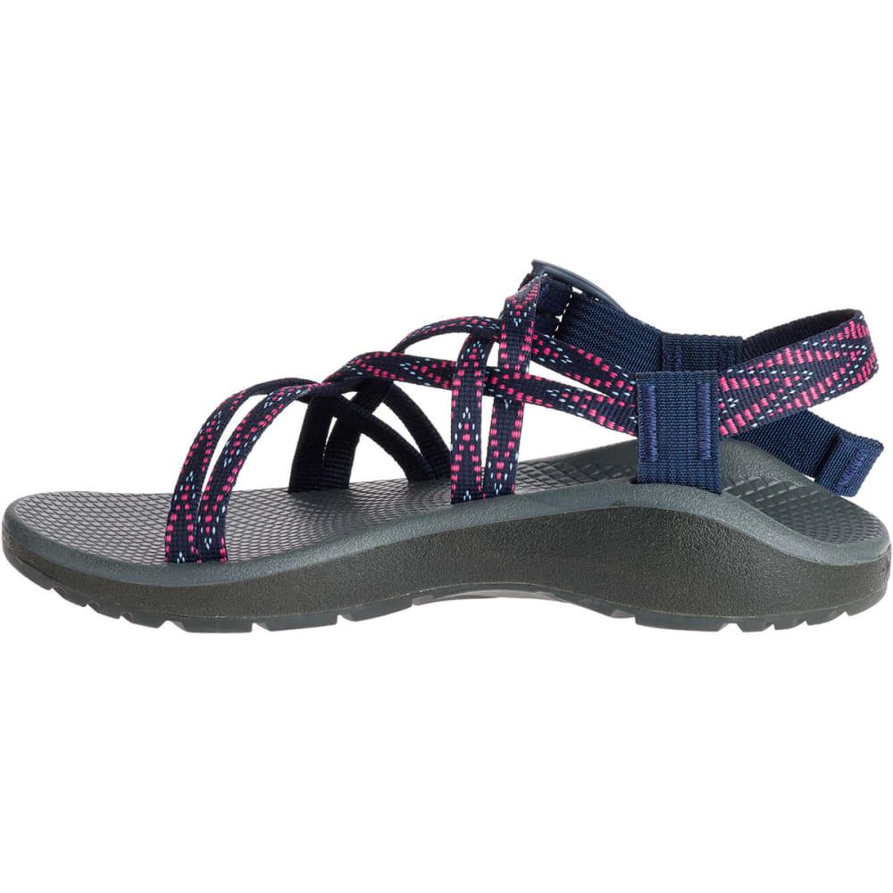 CHACO Women's Z/Cloud X Sandals, Action Blue - ACTION BLUE
