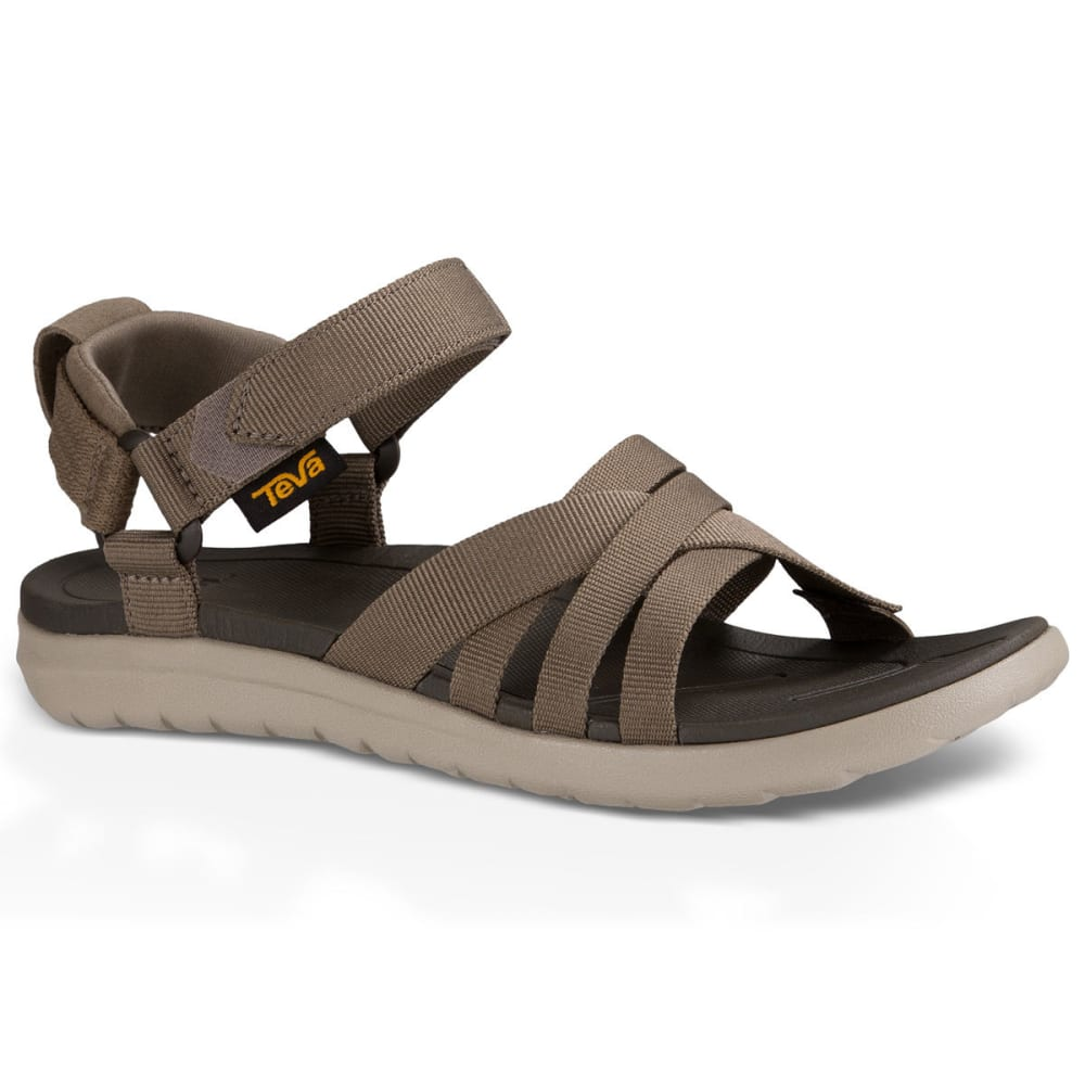 Teva Women's Sanborn Sandals, Walnut - Brown