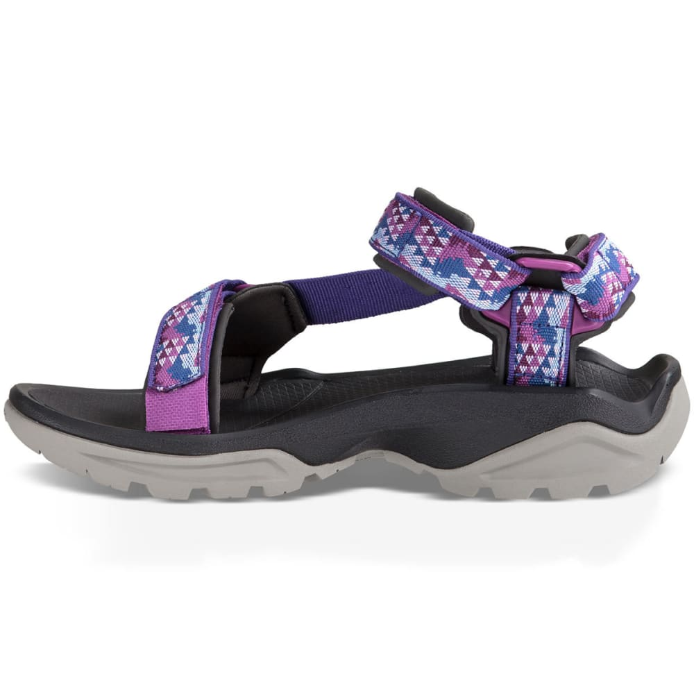TEVA Women's Terra Fi 4 Sandals, Palopo Purple - PURPLE