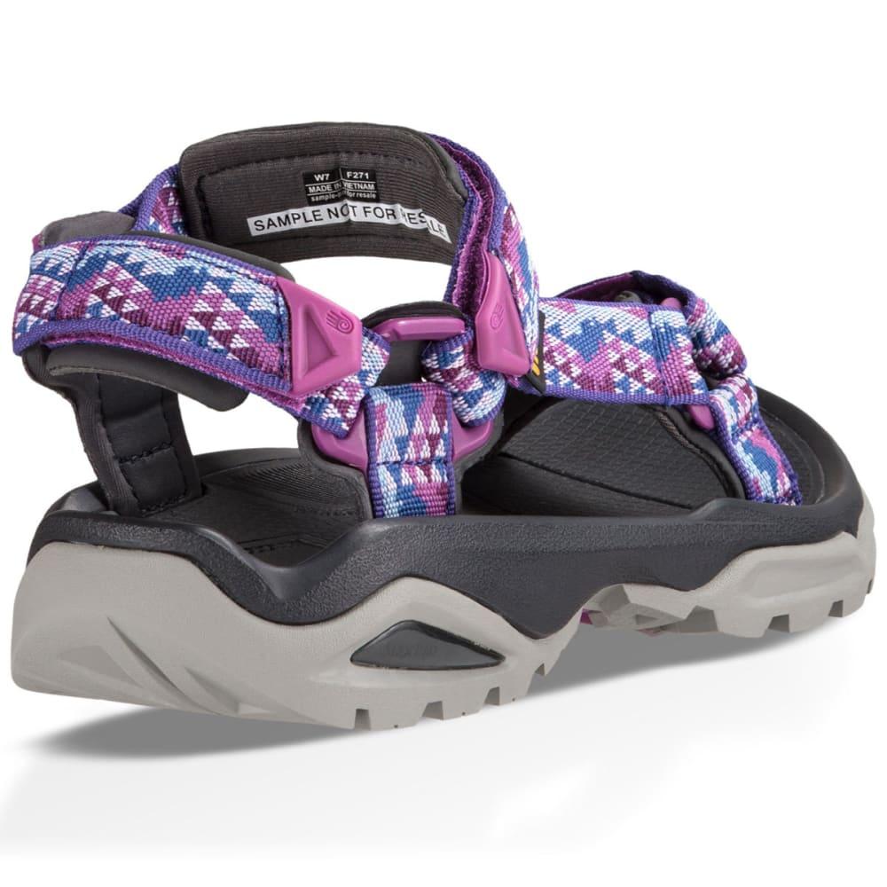 teva women s terra fi 4 sandals palopo purple eastern. Black Bedroom Furniture Sets. Home Design Ideas