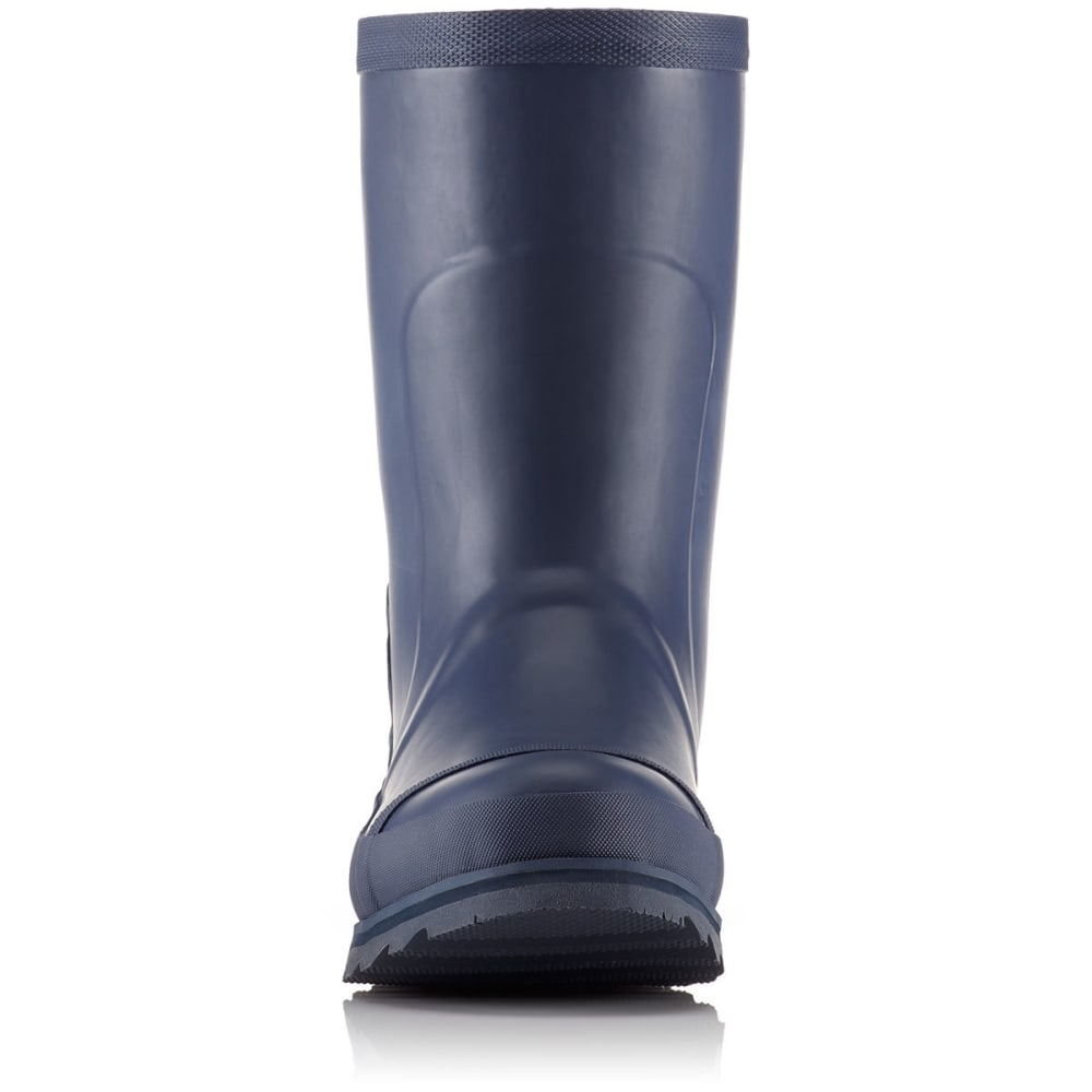 SOREL Women's Joan Rain Short Boots, Nocturnal/Atmosphere - NOCTURNAL/ATMOSPHERE