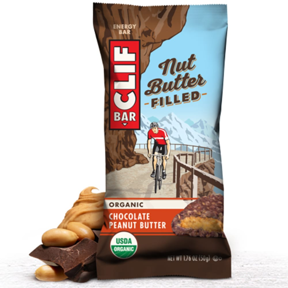 CLIF Nut Butter Filled Energy Bar - CHOC PB/168001