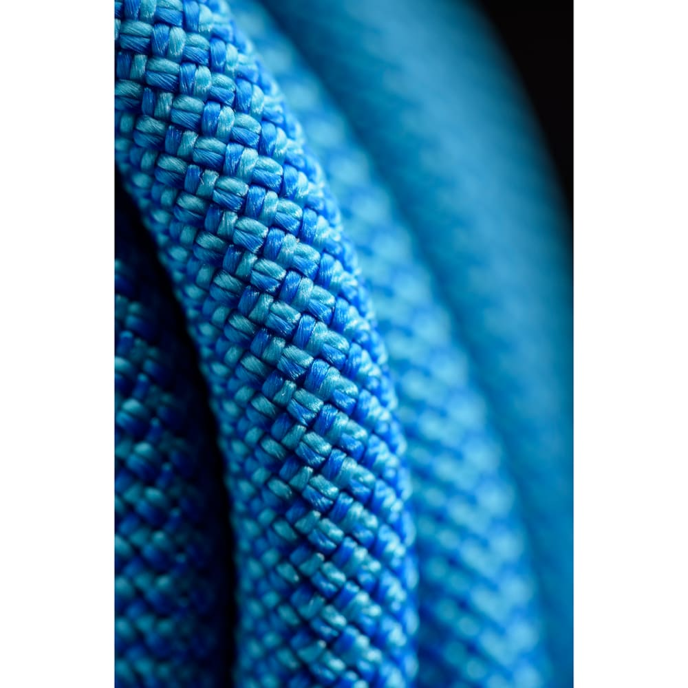 BLACK DIAMOND 9.9 MM x 70 M Climbing Rope - DUAL BLUE