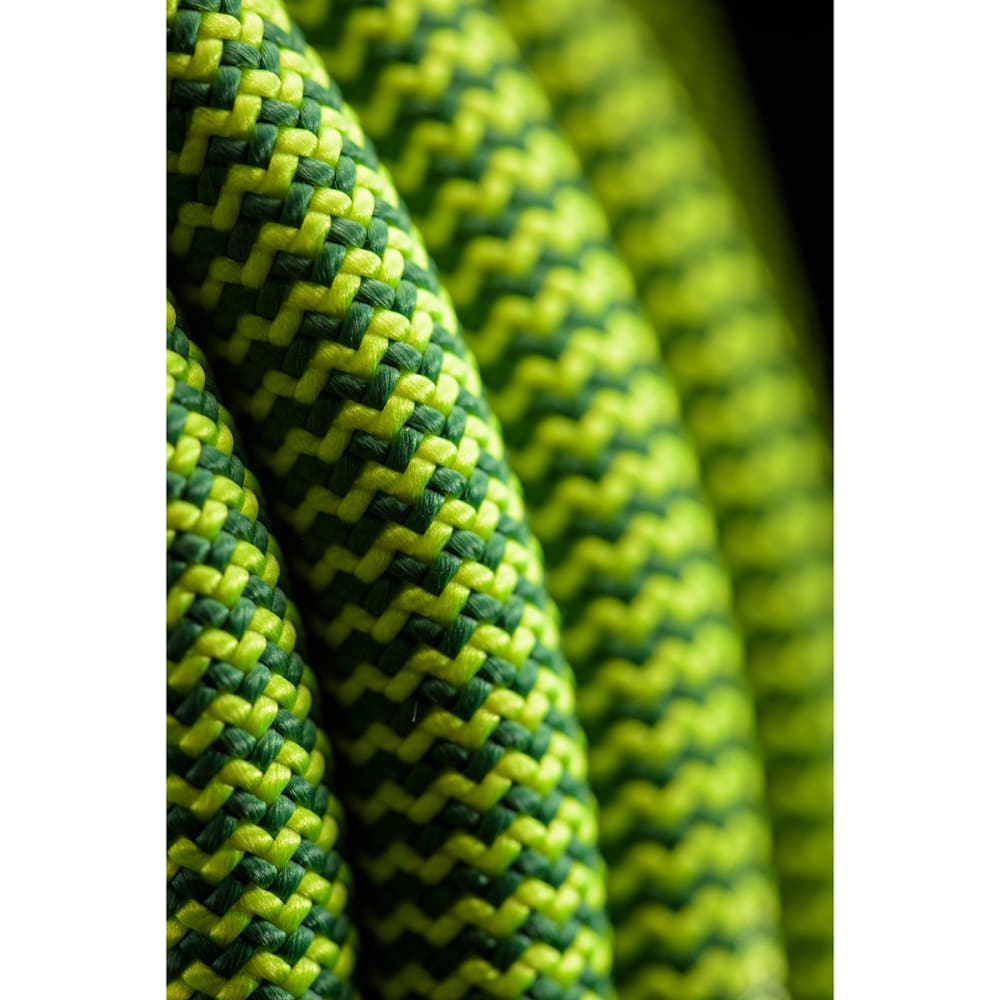 BLACK DIAMOND 9.2 MM x 70 M FullDry Climbing Rope - DUAL YELLOW GREEN