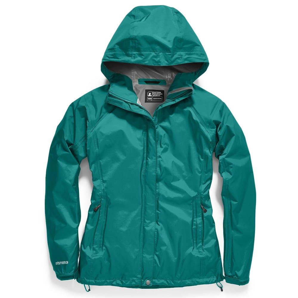 EMS Women's Thunderhead Jacket - QUETZAL GREEN