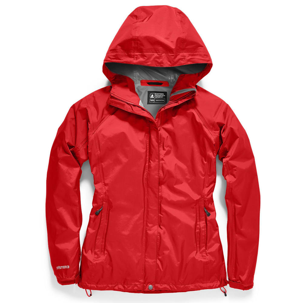 EMS Women's Thunderhead Jacket - POPPY RED