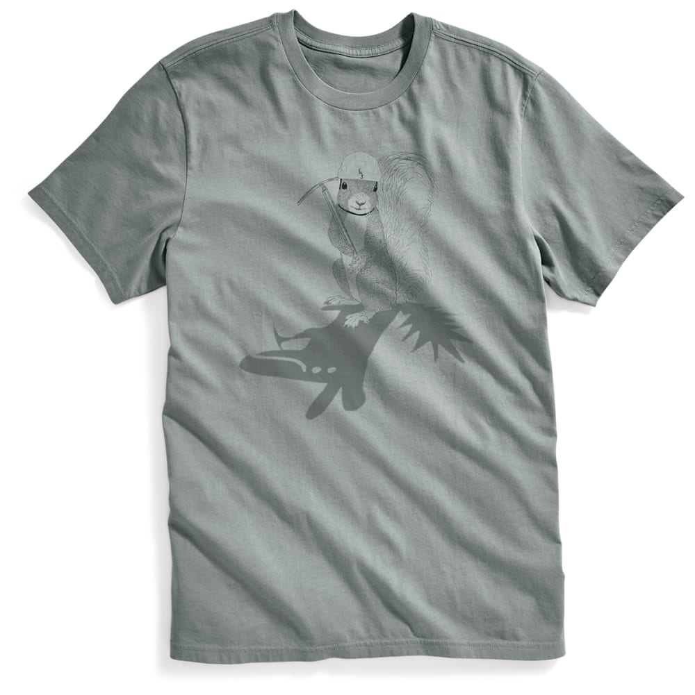 EMS® Men's Ice Axe Captain Irving Graphic Tee - NEUTRAL GREY
