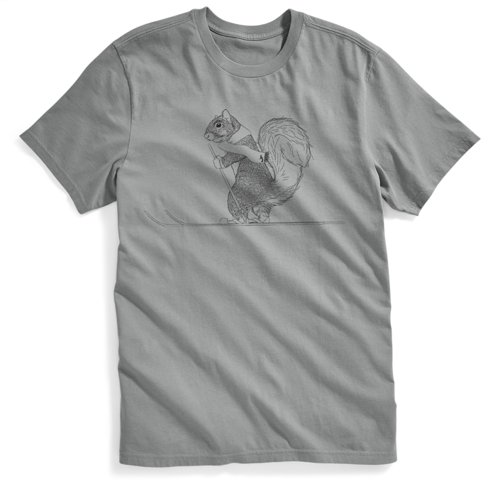 EMS® Men's Apres Ski Irving Graphic Tee - NEUTRAL GREY