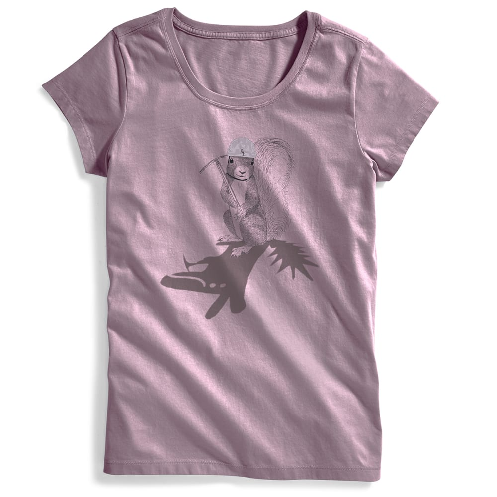 EMS® Women's Ice Axe Captain Irving Graphic Tee - ELDERBERRY