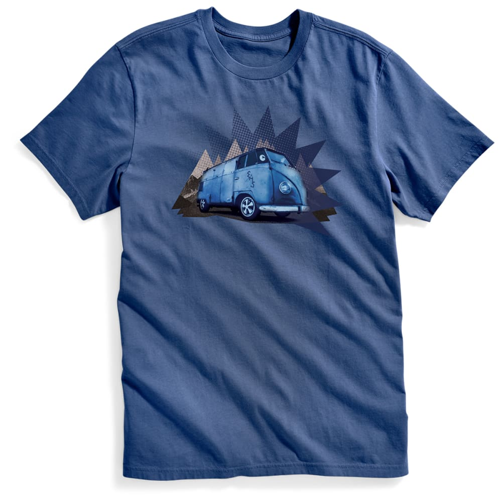 EMS® Men's Take the Bus Graphic Tee - ENSIGN BLUE
