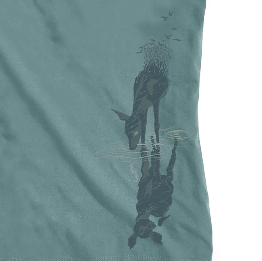 EMS® Women's Deerest Graphic Tee - OIL BLUE