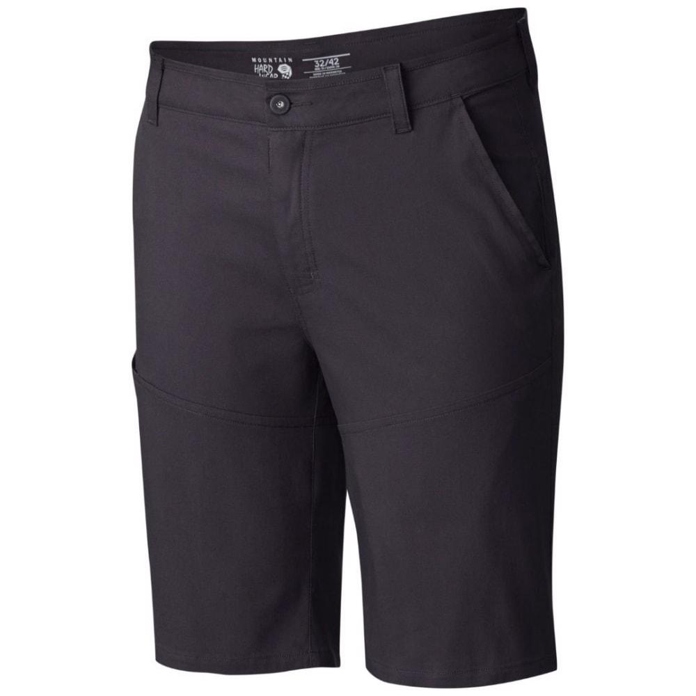 MOUNTAIN HARDWEAR Men's Hardwear AP Shorts, 11 IN. - 011-SHARK