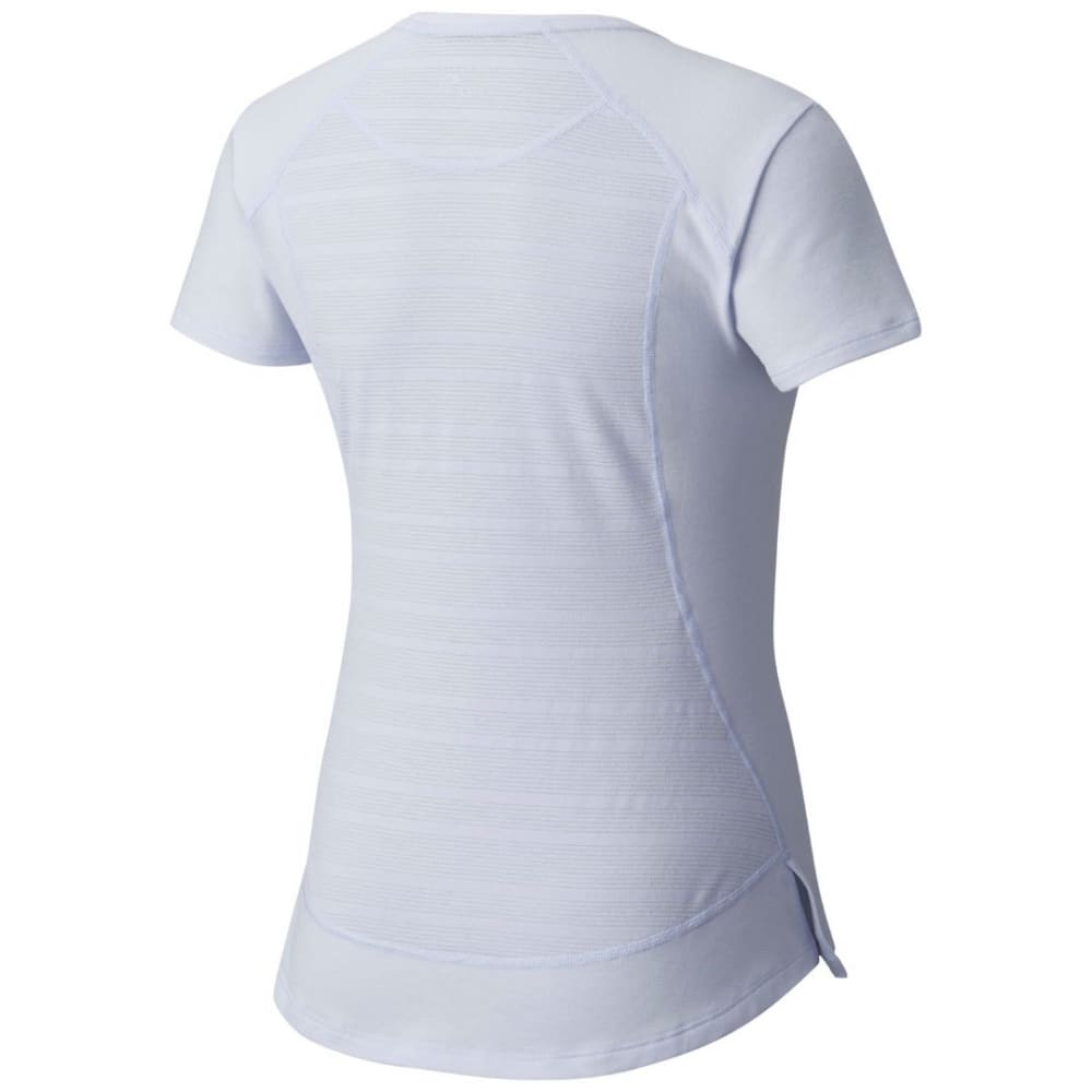 MOUNTAIN HARDWEAR Women's Coolhiker AC Short-Sleeve Tee - 583-ATMOSFEAR