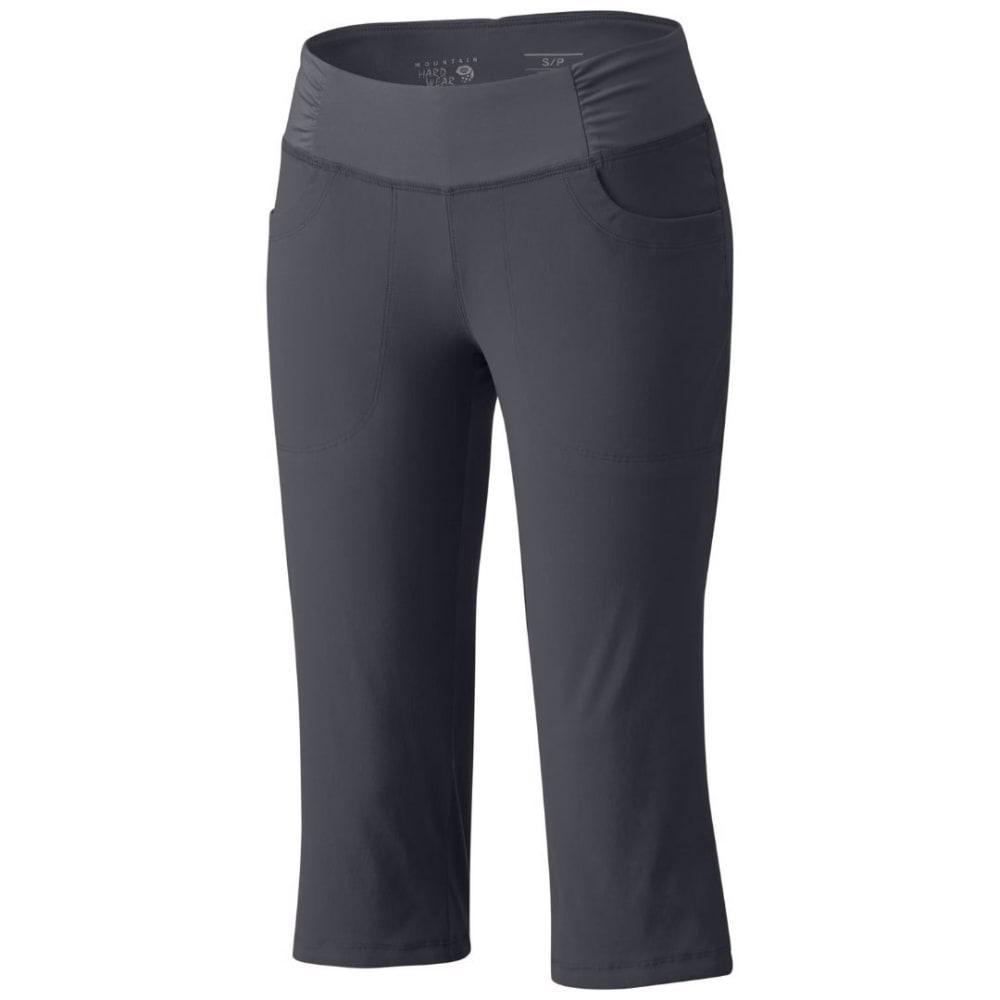 Mountain Hardwear Women's Dynama Capri - Black - Size XS 1642071