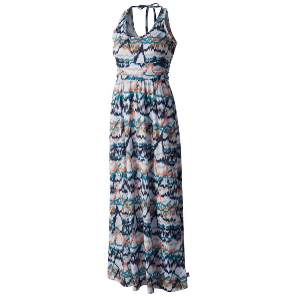 MOUNTAIN HARDWEAR Women's Everyday Perfect Maxi Dress - 583-ATMOSFEAR