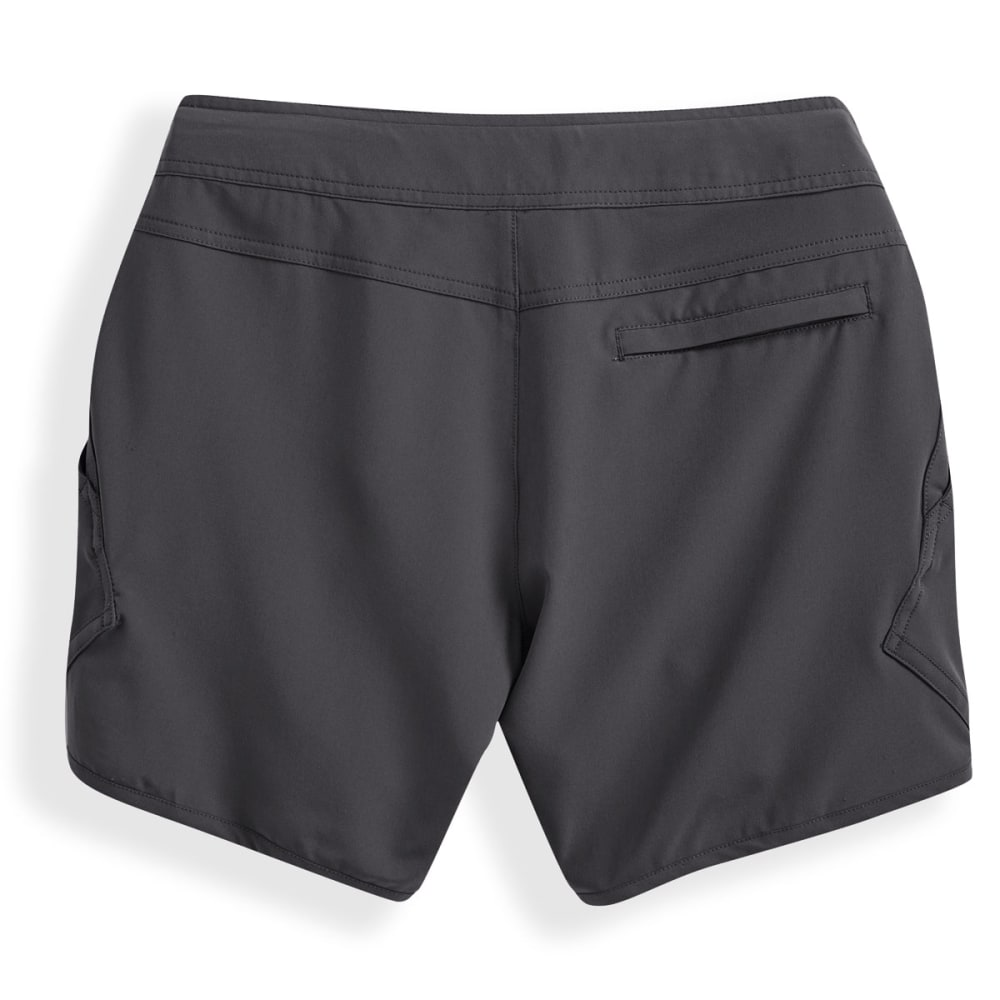 EMS® Women's Techwick® Hydro Shorts - PHANTOM