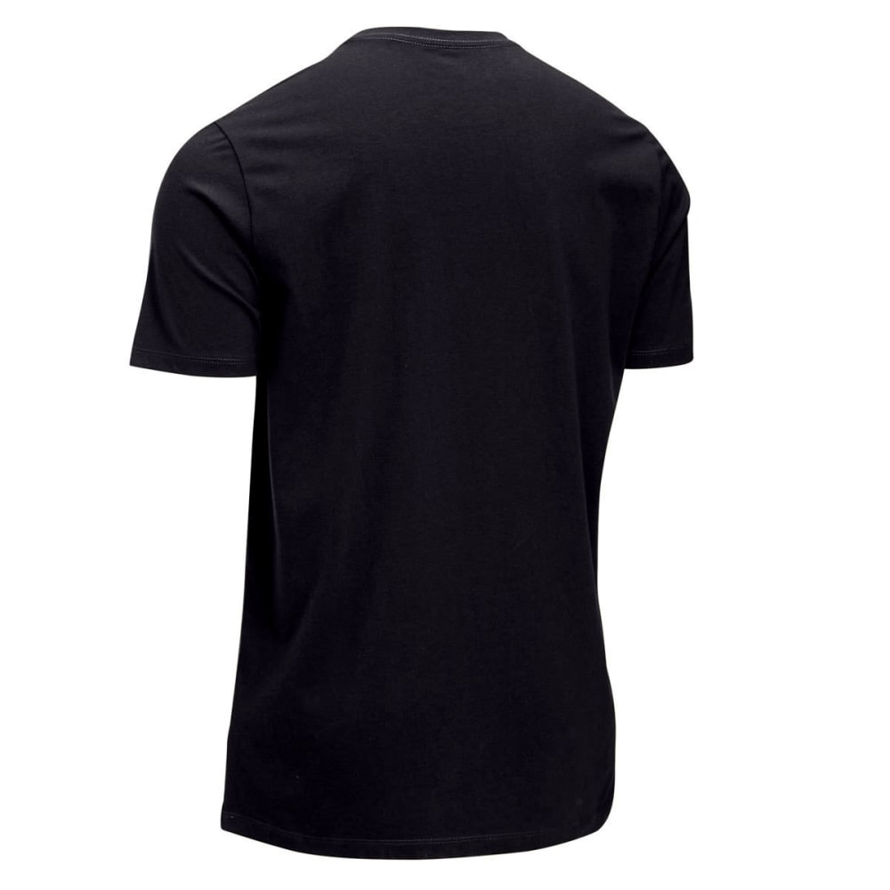 EMS Men's Simple Pocket Short-Sleeve Tee - BLACK