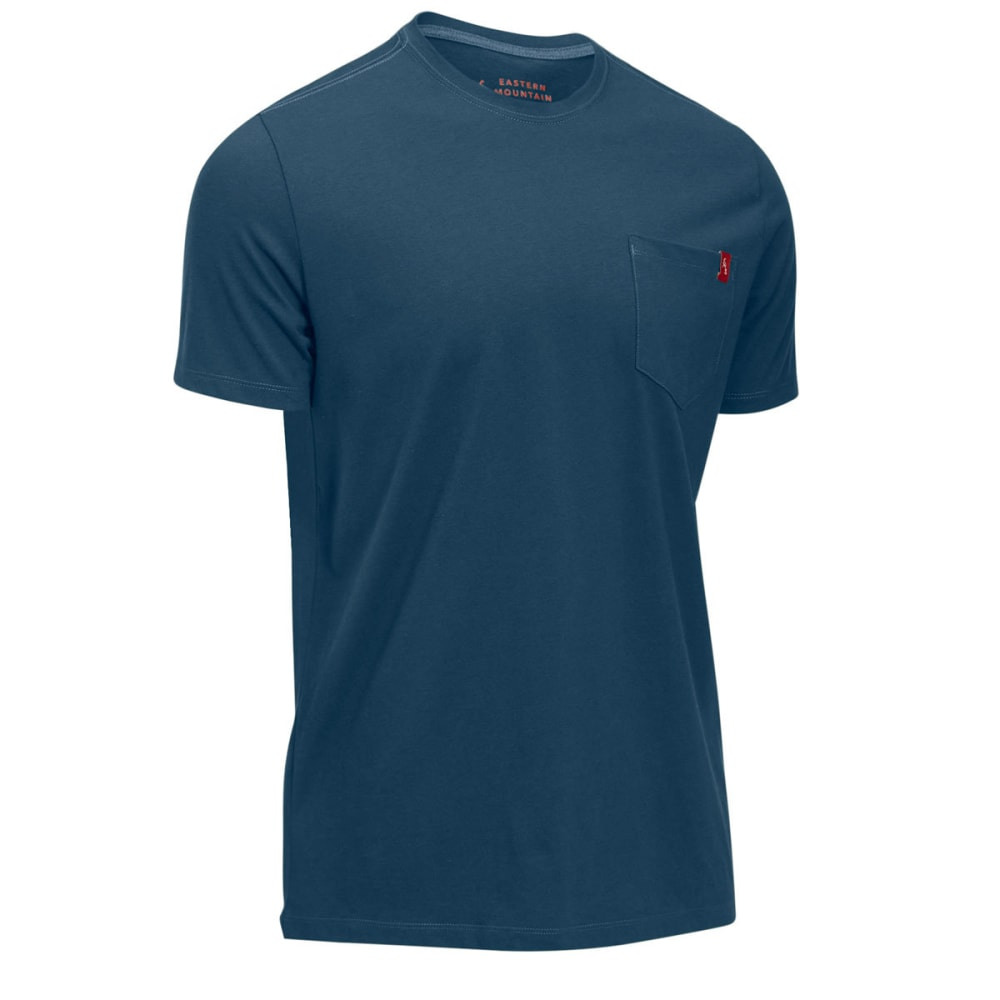 EMS® Men's Simple Pocket Short-Sleeve Tee - BLUE WING TEAL