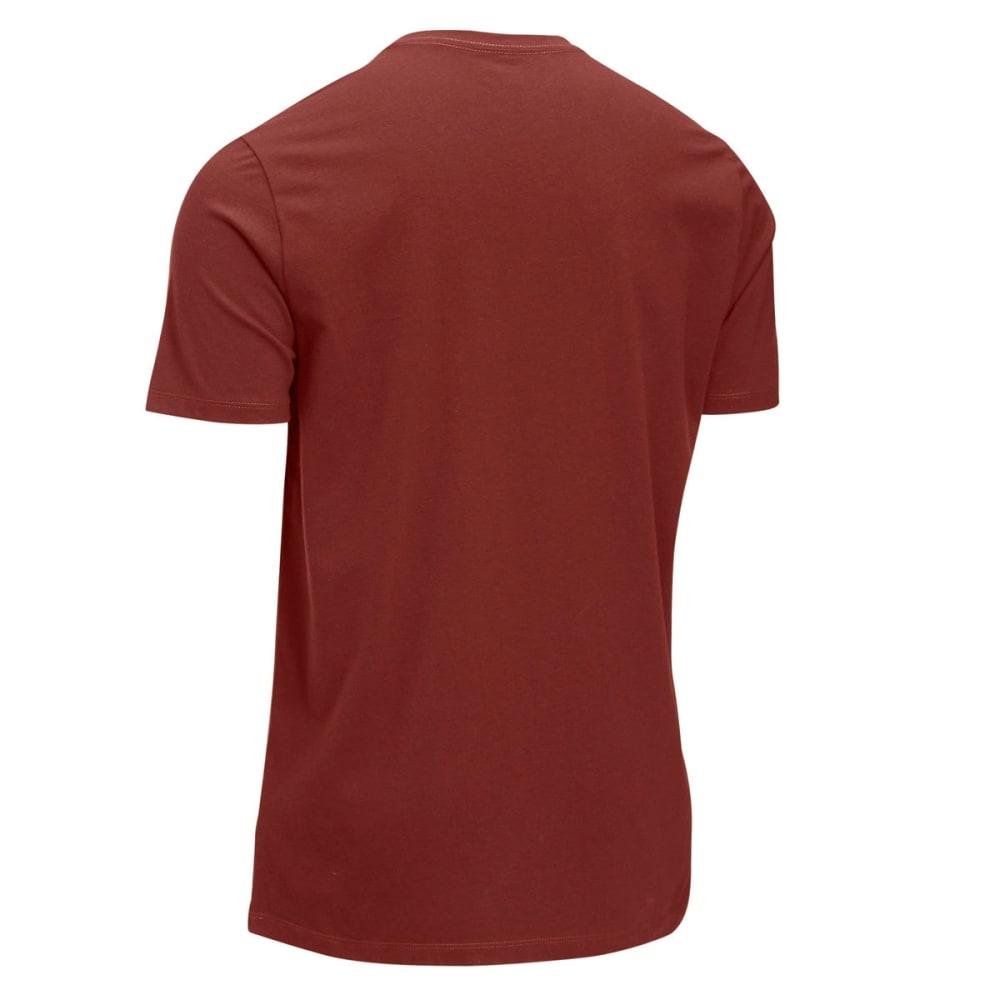 EMS® Men's Simple Pocket Short-Sleeve Tee - FIRED BRICK