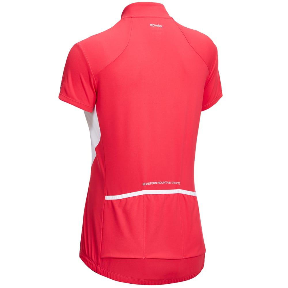 EMS® Women's Velo Cycling Jersey - VIRTUAL PINK/WHITE