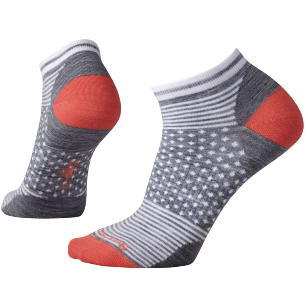 SMARTWOOL  Women's Forfeit Micro Socks - LIGHT GREY 833