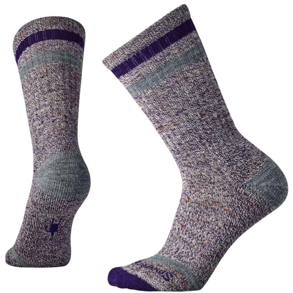 SMARTWOOL Women's Birkie Crew Socks - MT PURP LAVENDER 592