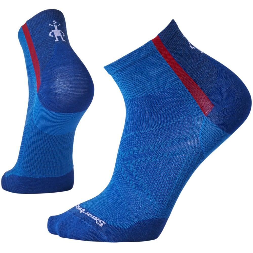 SMARTWOOL Men's PhD Cycle Ultra Light Mini Socks M