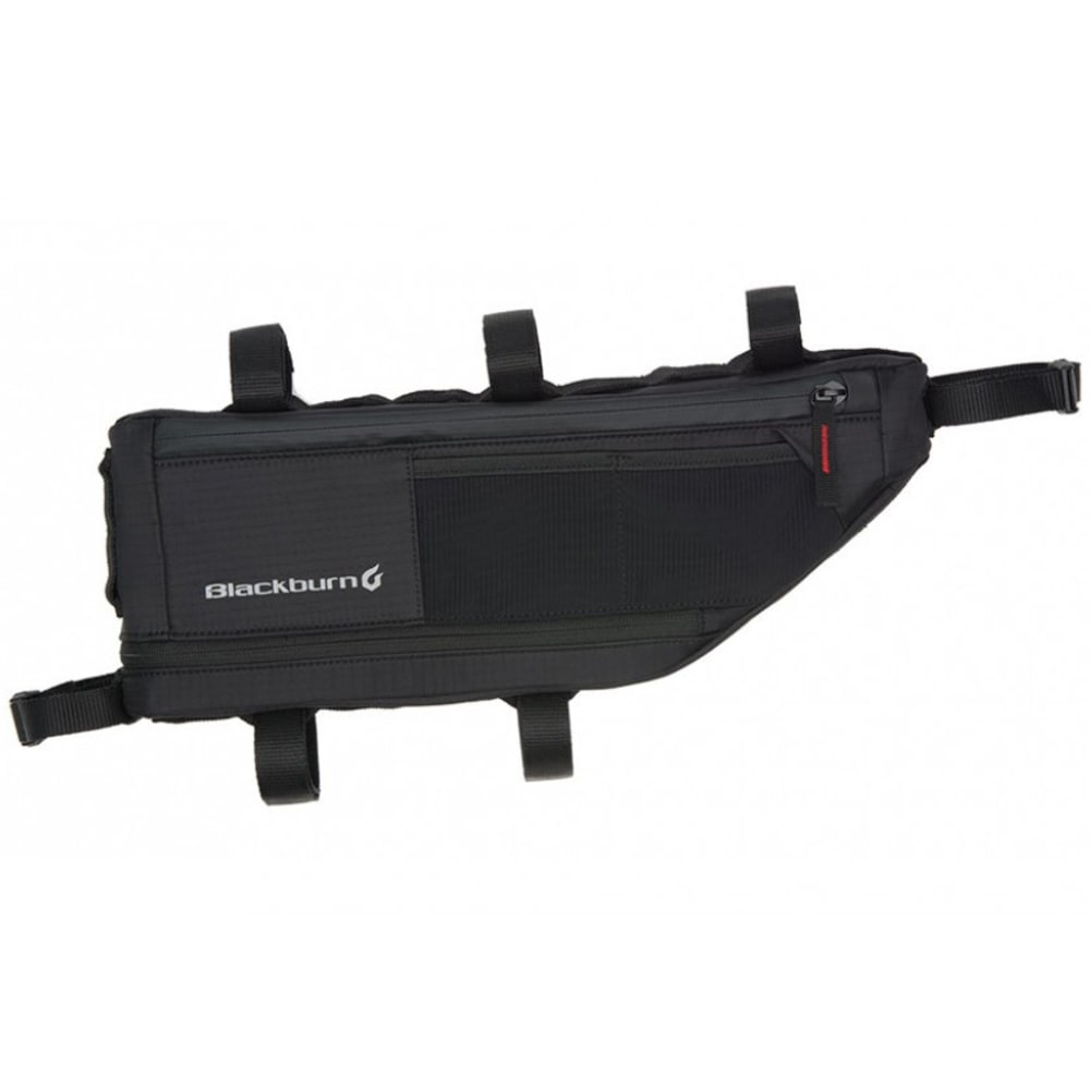 BLACKBURN Outpost Frame Bag, Medium - BLACK