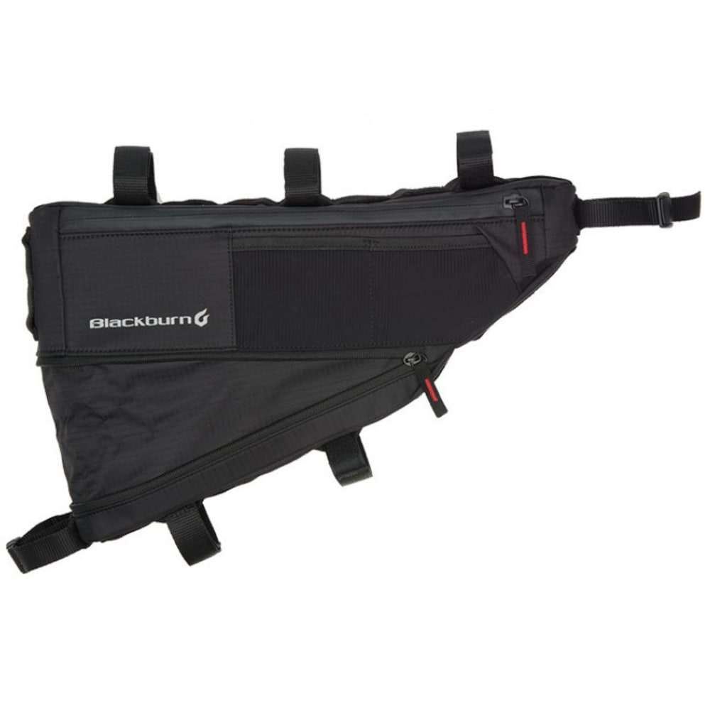 BLACKBURN Large Outpost Frame Bag - BLACK