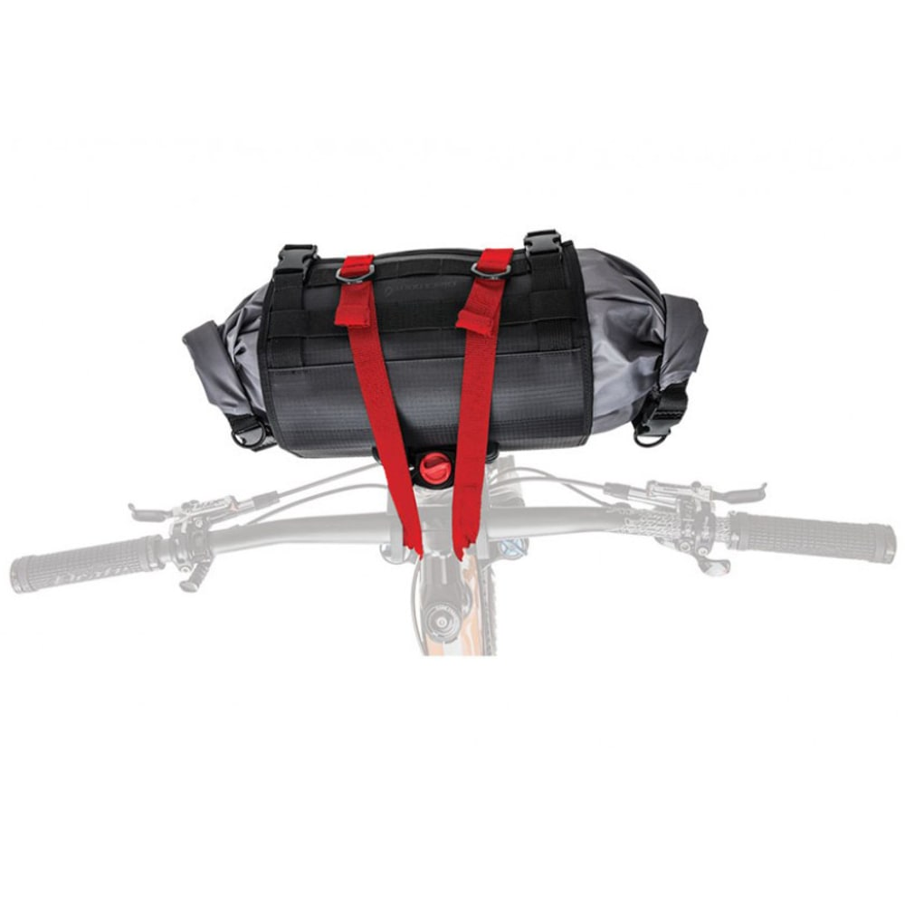 BLACKBURN Outpost Handlebar Roll and Dry Bag - BLACK