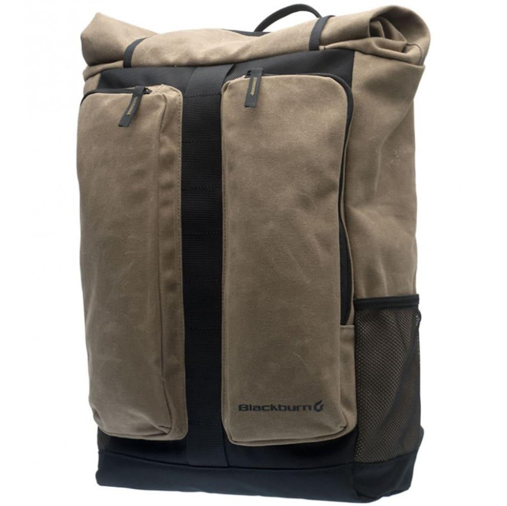 BLACKBURN Wayside Backpack and Pannier - BLACK/TAN