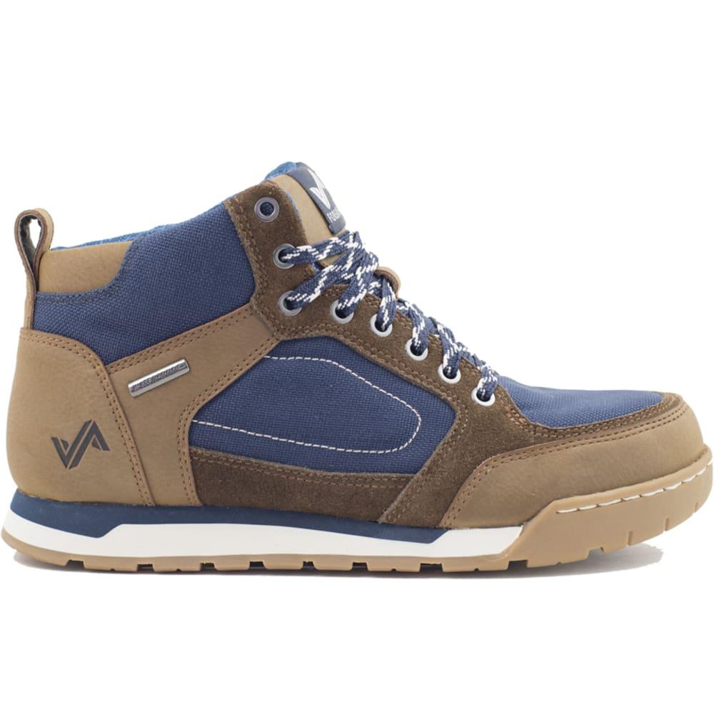 FORSAKE Men's Clyde Waterproof Boots, Brown/Navy - BROWN/NAVY