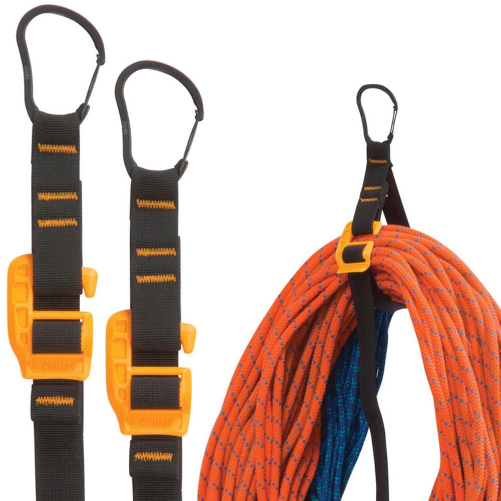 Chums Stowaway Equipment Strap - Orange