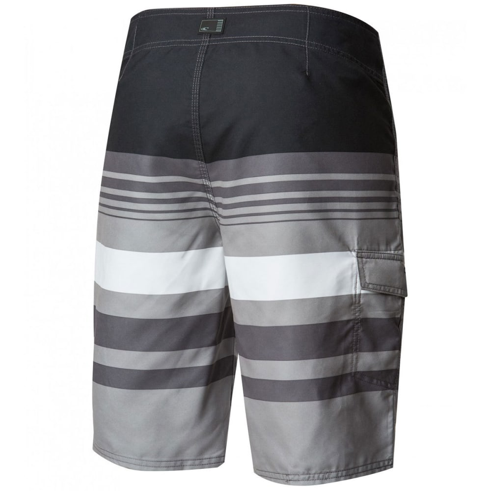 O'NEILL Men's Calypso Stretch Board Shorts - BLK2 - BLACK
