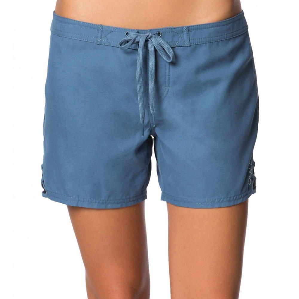 O'NEILL 5 in. Women's Vantage Boardshorts - CTB-COASTAL BLUE