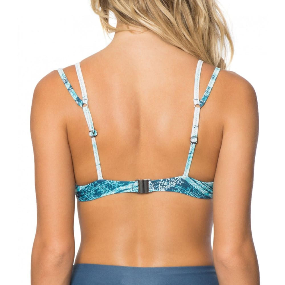 O'NEILL Women's 365 Hybrid Playa Tri Top - CTB-COASTAL BLUE