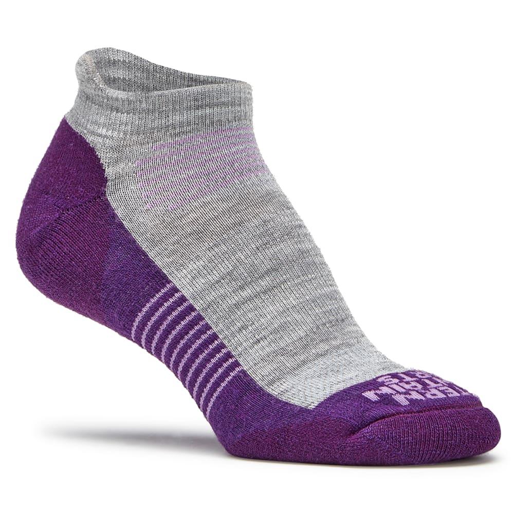 EMS® Women's Track Lite Tab Ankle Socks - MAJESTY-02561
