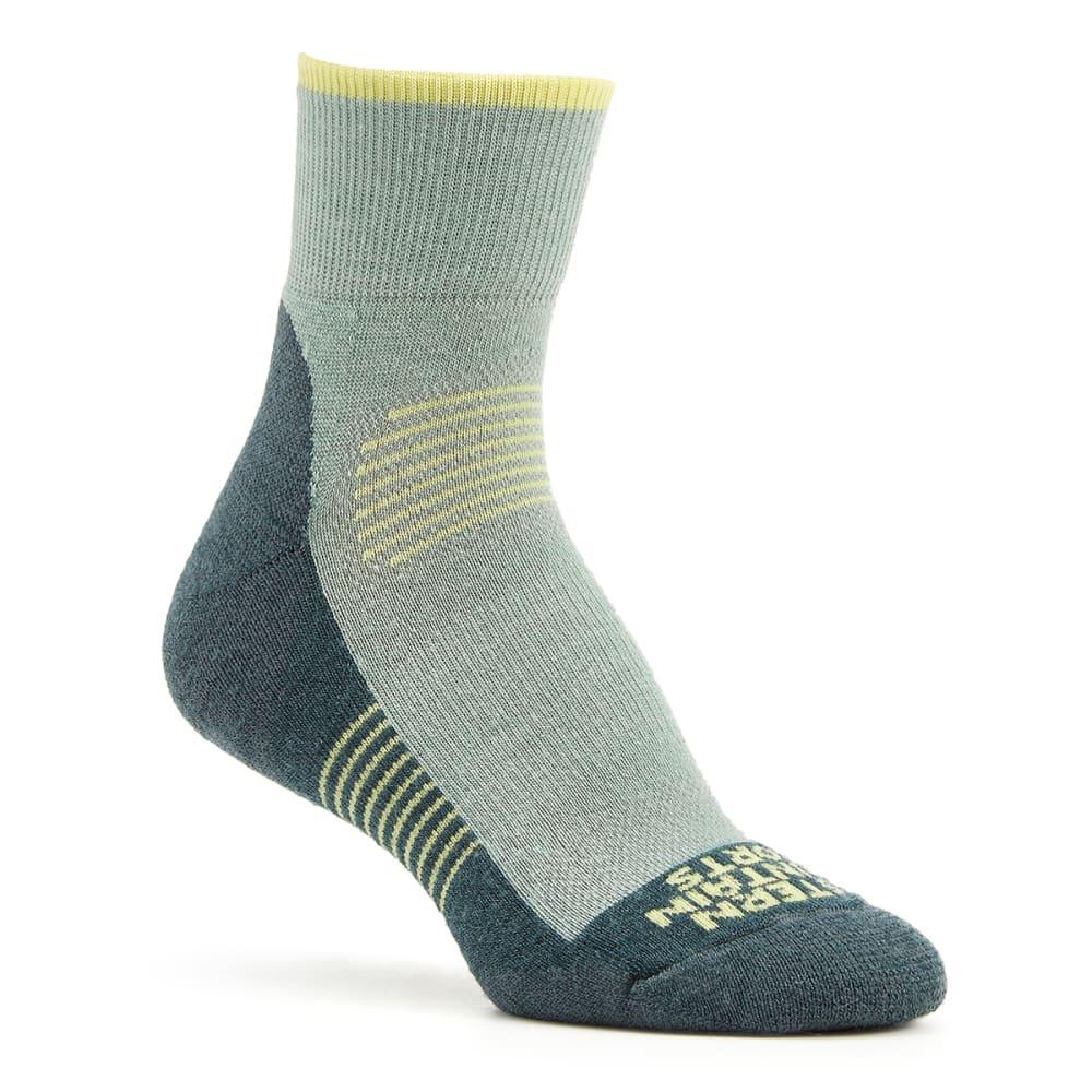 EMS Women's Track Lite Quarter Socks - BALSAM-05265