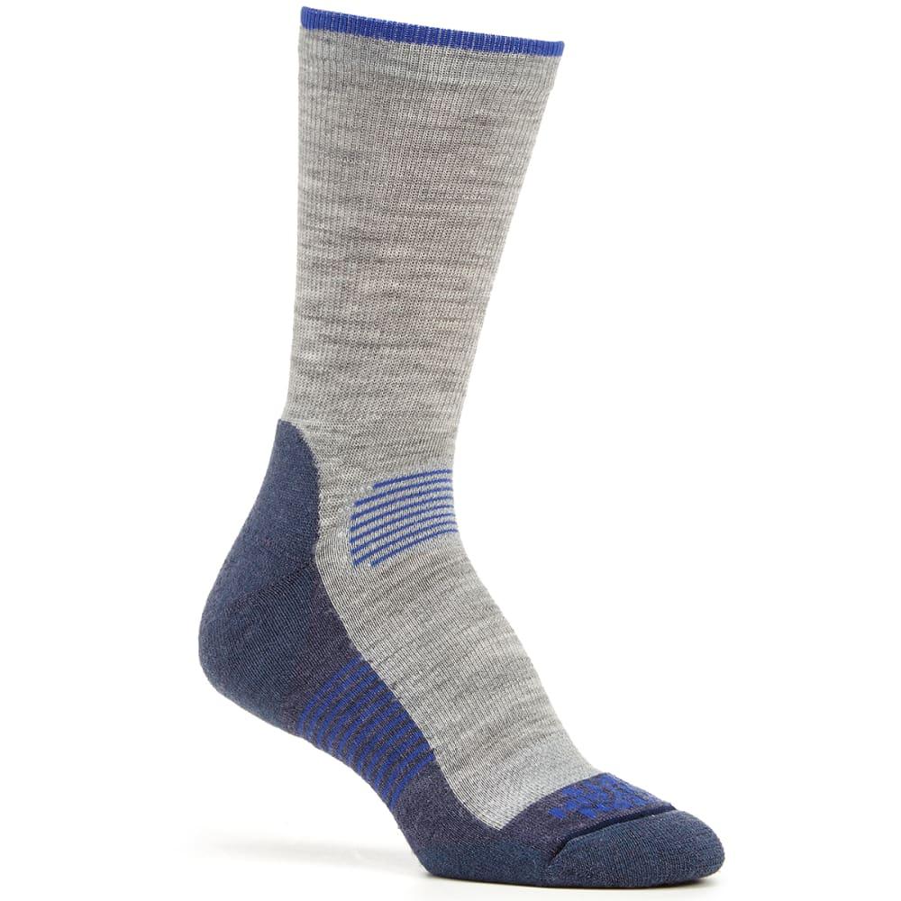 EMS Women's Track Lite Crew Socks - CROWN BLUE-02277