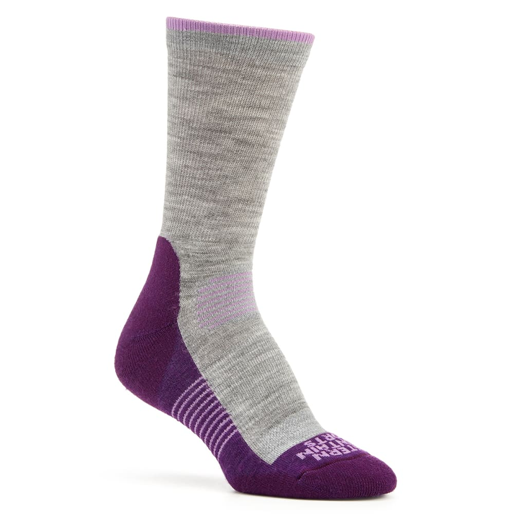 EMS Women's Track Lite Crew Socks - MAJESTY-02561