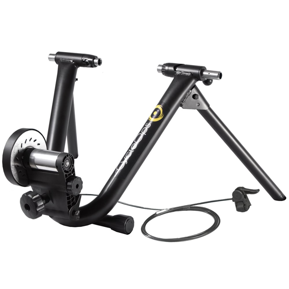 CYCLEOPS Mag+ Indoor Trainer with Remote - NO COLOR