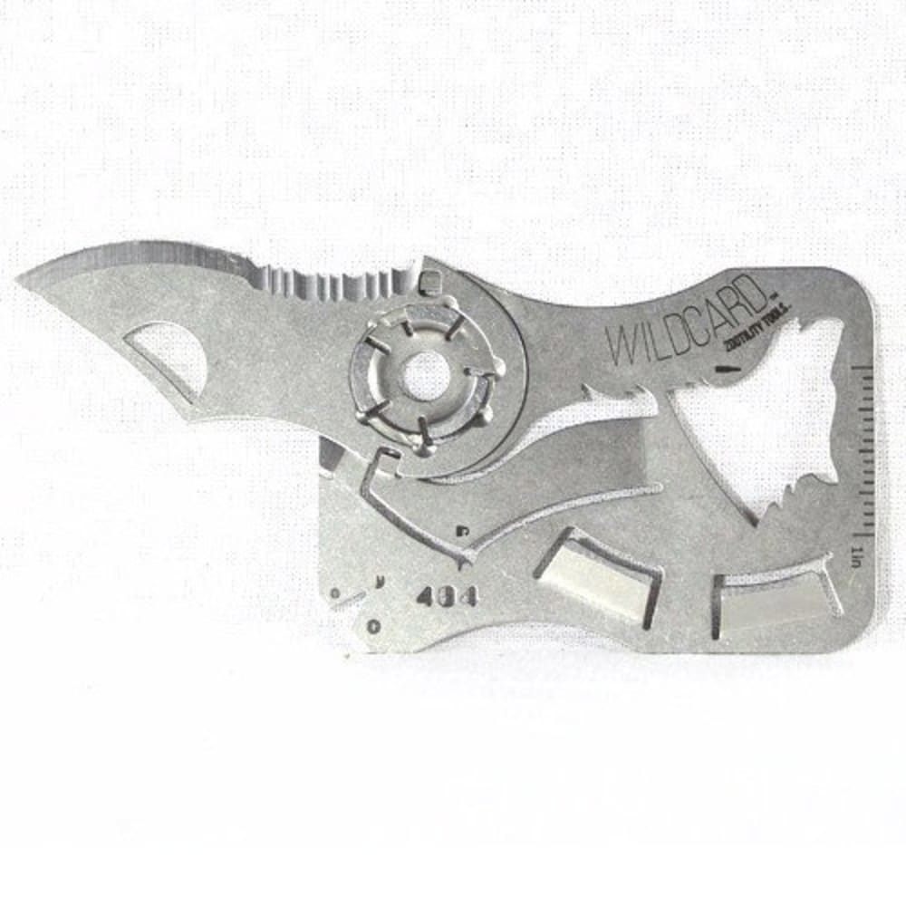 ZOOTILITY TOOLS WildCard Knife - NO COLOR