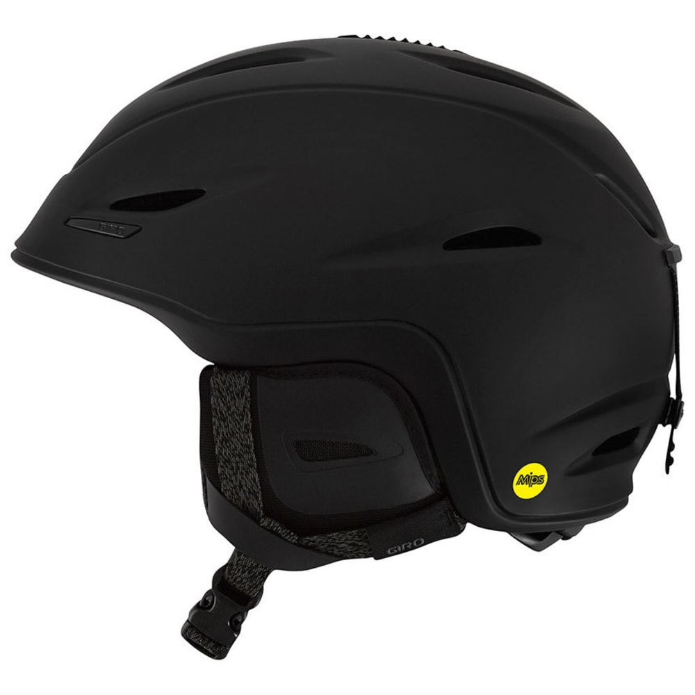 GIRO Men's Union MIPS Helmet - MATTE BLACK