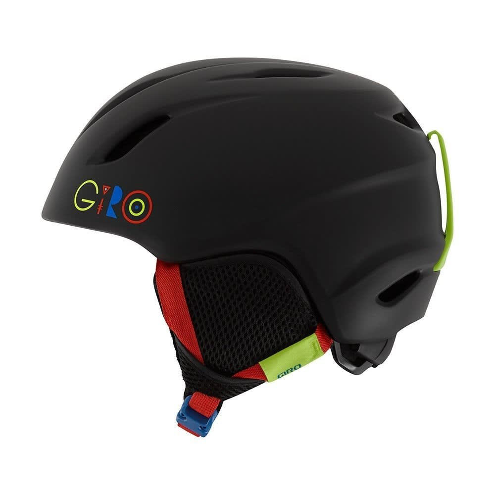 GIRO Youth Launch Helmet - MATTE BLACK