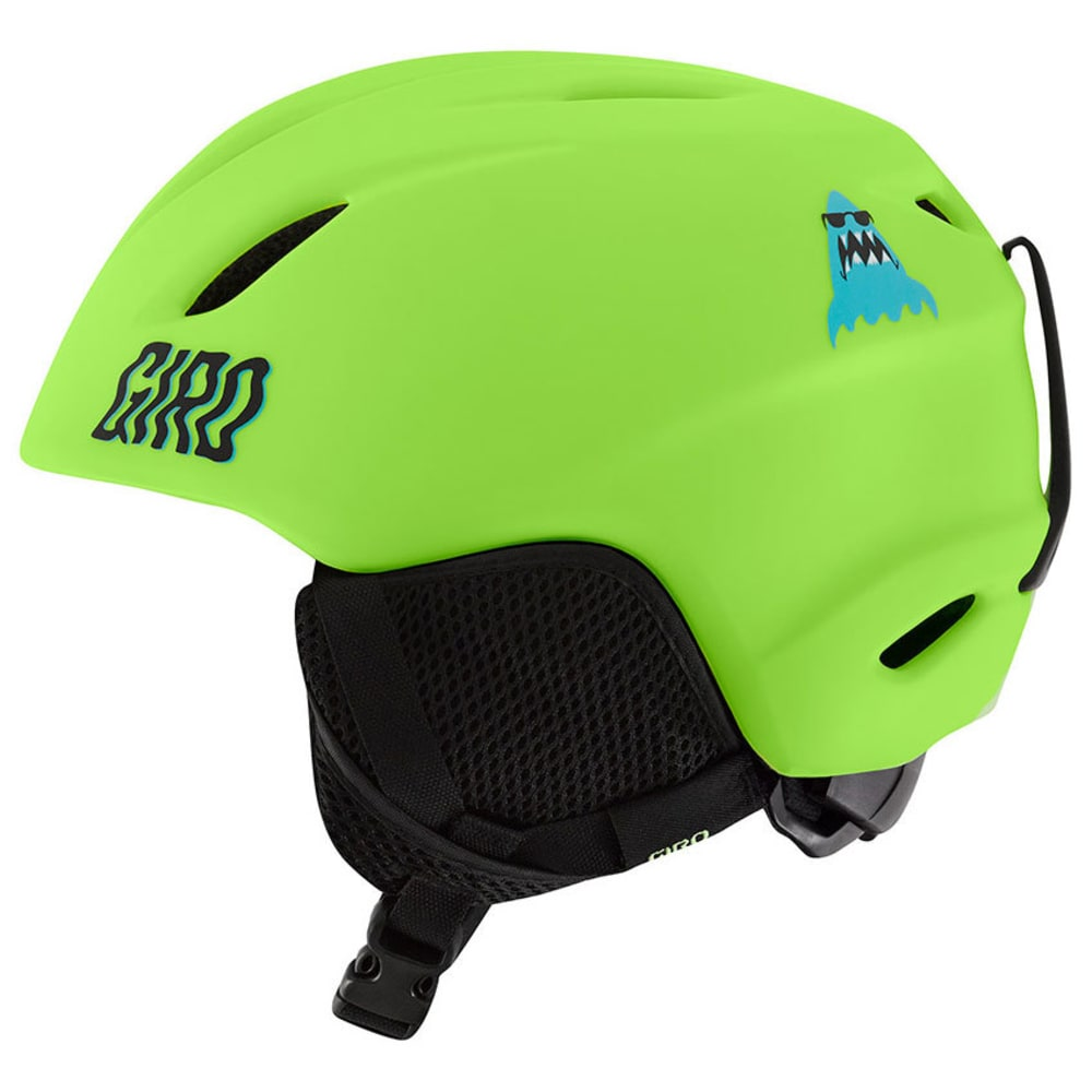 GIRO Youth Launch Helmet - LIME