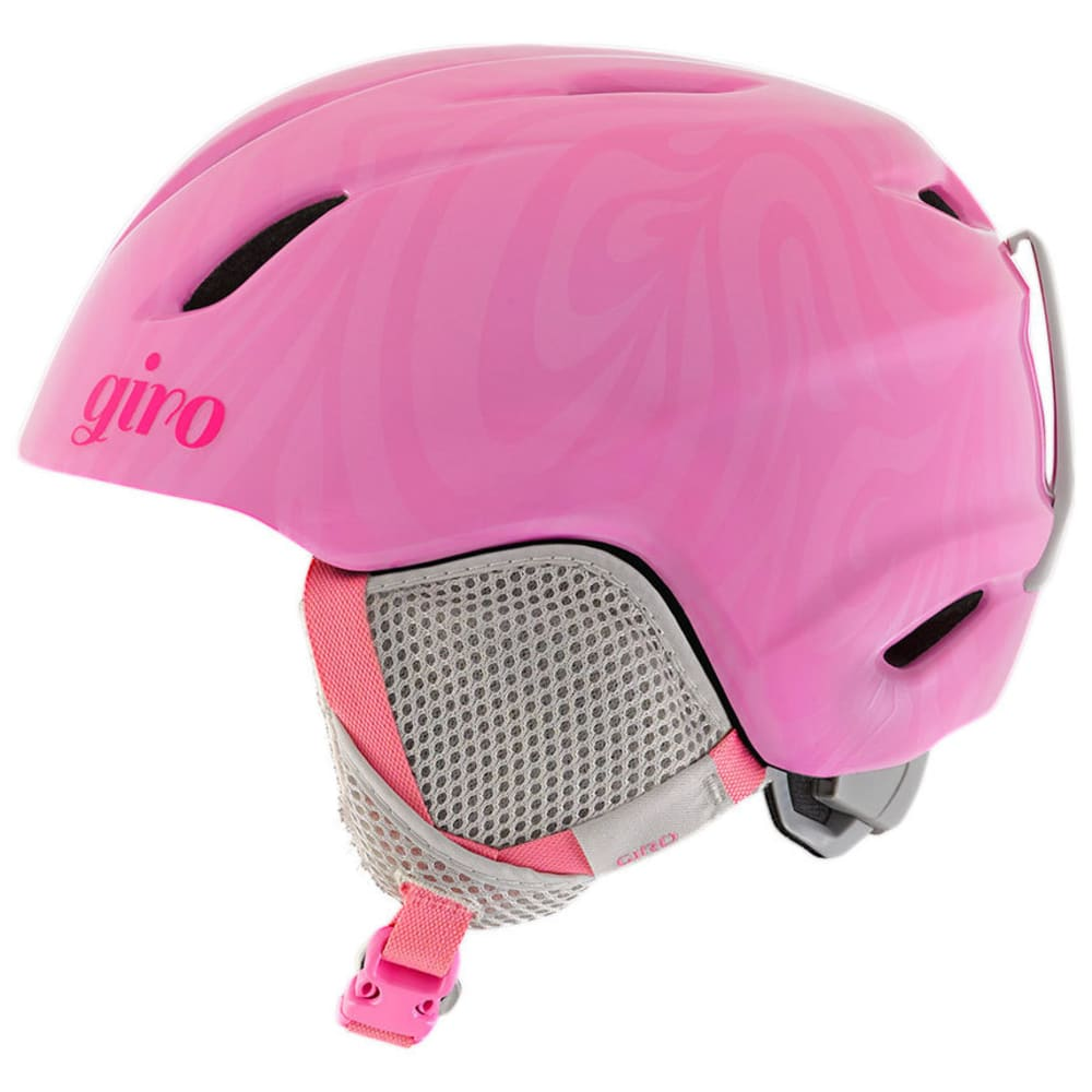 GIRO Youth Launch Helmet - PINK